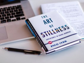 The Art of Stillness in an age of distraction