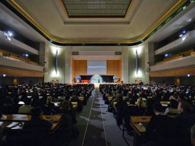 A day of TEDx talks from people who dedicate their lives to the global good
