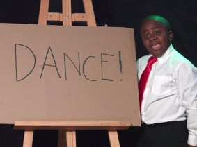 Kid President gives an adorable TED, er KID, Talk