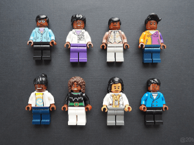 TED scientists get the LEGO treatment