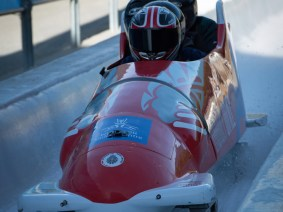 Bobsledding our way to glory at TEDActive 2015