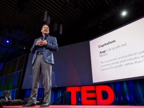 Justice, capitalism and progress: Paul Tudor Jones II at TED2015