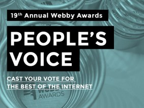 TED nominated for 7 Webby Awards