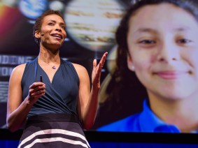 Astronomer, actor, role model: TED Fellow Aomawa Shields looks for life on other planets