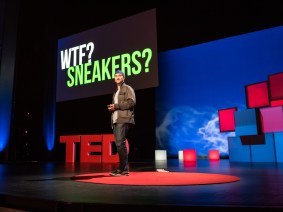 Is necessity really the mother of invention? 14 speakers at TED@IBM challenge this adage