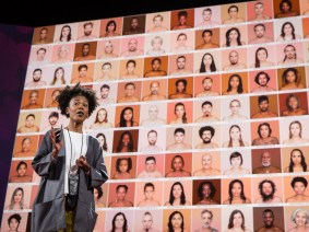 Pantone for skin tone: Artist Angélica Dass reveals her art at TED2016