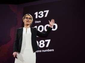 What happens when you disrupt the White House: Haley Van Dyck speaks at TED2016