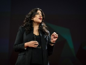 You don't need to be perfect to write good code: Reshma Saujani at TED2016