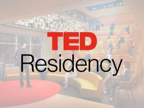 Introducing the TED Residency