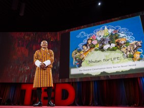 Wake up! Invigorating talks from Session 12 of TED2016