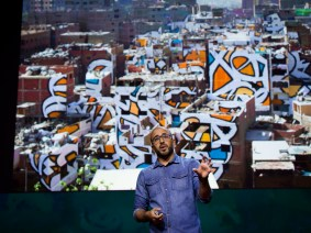 The view from the mountain: Notes from the TED Fellows session at TEDSummit