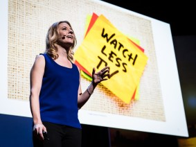 Find the time for what matters: Laura Vanderkam speaks at TEDWomen 2016