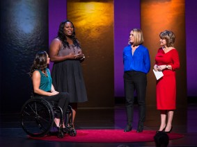 It's time to lead: The talks of Session 6 of TEDWomen 2016