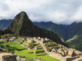 'Armchair archaeologists' search 5 million tiles of Peru