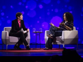 The real news: In-depth conversations in a special session at TED2017