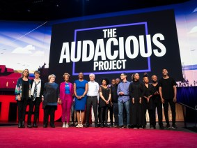 Calling all social entrepreneurs + nonprofit leaders: Apply for The Audacious Project
