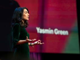 Insanity. Humanity. Notes from Session 8 at TED2018