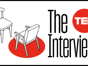 Preview our new podcast: The TED Interview