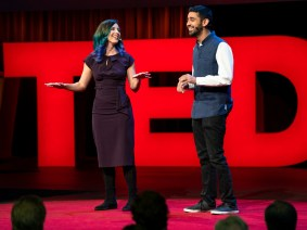 Kashmir Hill and Surya Mattu win Tech in Journalism Award and more TED news