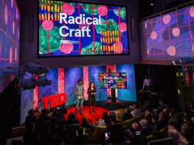 Radical Craft: An electrifying evening of talks from the TED World Theater