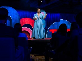 Watch Tarana Burke's TED Talk: Me Too is a movement, not a moment