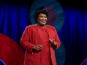 Stacey Abrams' State of the Union response and more updates from TED speakers