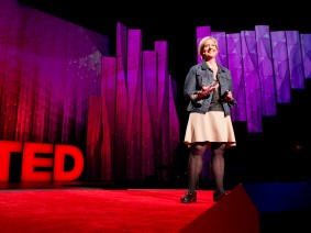 Brené Brown plans a Netflix special, and more TED news