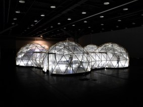 Pollution Pods: A tasting menu of our planet's air quality, at TED2019