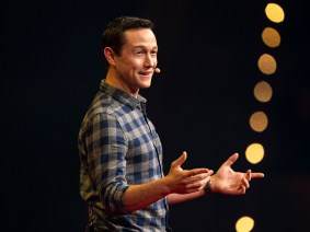 The key to creativity? Start paying attention: Joseph Gordon-Levitt speaks at TED2019