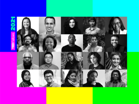 Meet the 2021 class of TED Fellows
