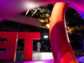 Reinventing an iconic stage, from the ground up