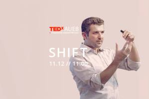 TEDxAUEB Shift: The speakers