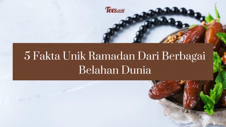 Fakta unik ramadan