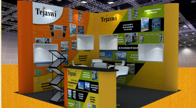 How to make a Small Exhibition Stall Attractive?…