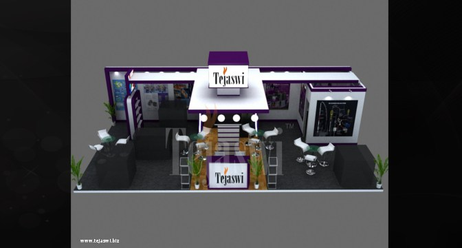 How to make your exhibition stall Stand out of the Crowd?