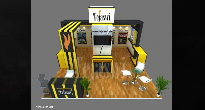 How to decide on Exhibition Stand for participation?