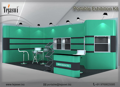 What, Why &  How of Portable Exhibition Kit..