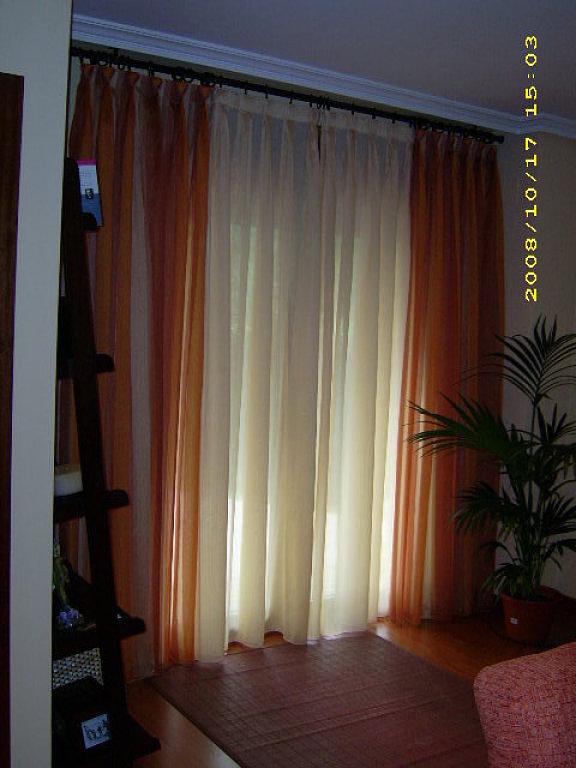 cortinas para cada ventana  Tejidos el mundo
