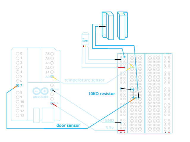 Circuit diagram of step 3