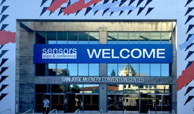 sensorsExpoConventionCenter
