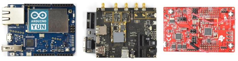 Development Boards for IoT