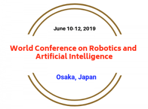 World Conference on Robotics and AI 2019