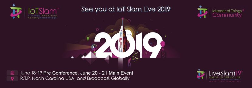 IoT Slam Live