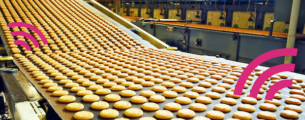 Mongini's smart factory