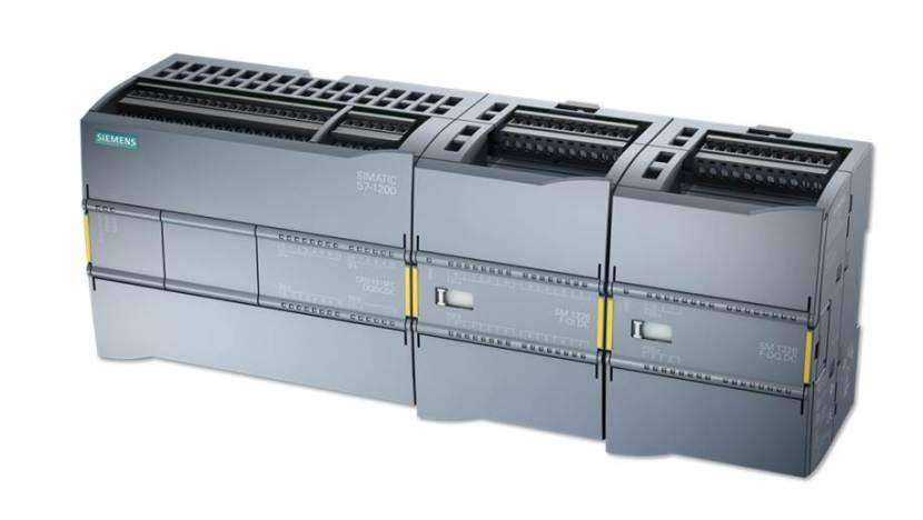 Siemens S7-1200 PLC