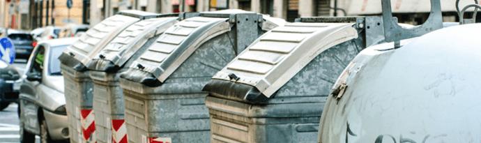 Smart Trash Cans