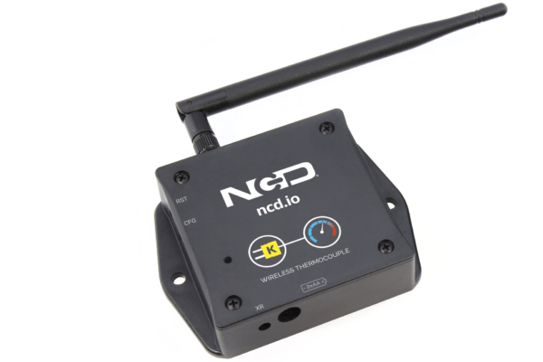 A wireless sensor made by National Control Devices