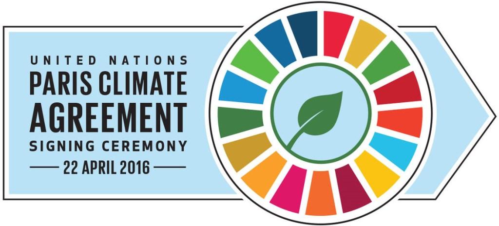 Paris Climate Accord Image