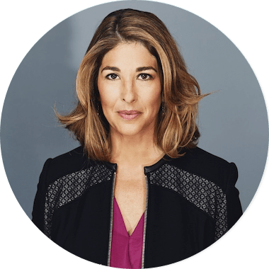 Naomi Klein - Temboo's Women Leaders in Environment