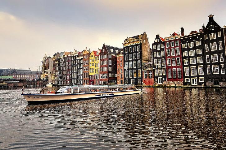 Waterways in the Netherlands